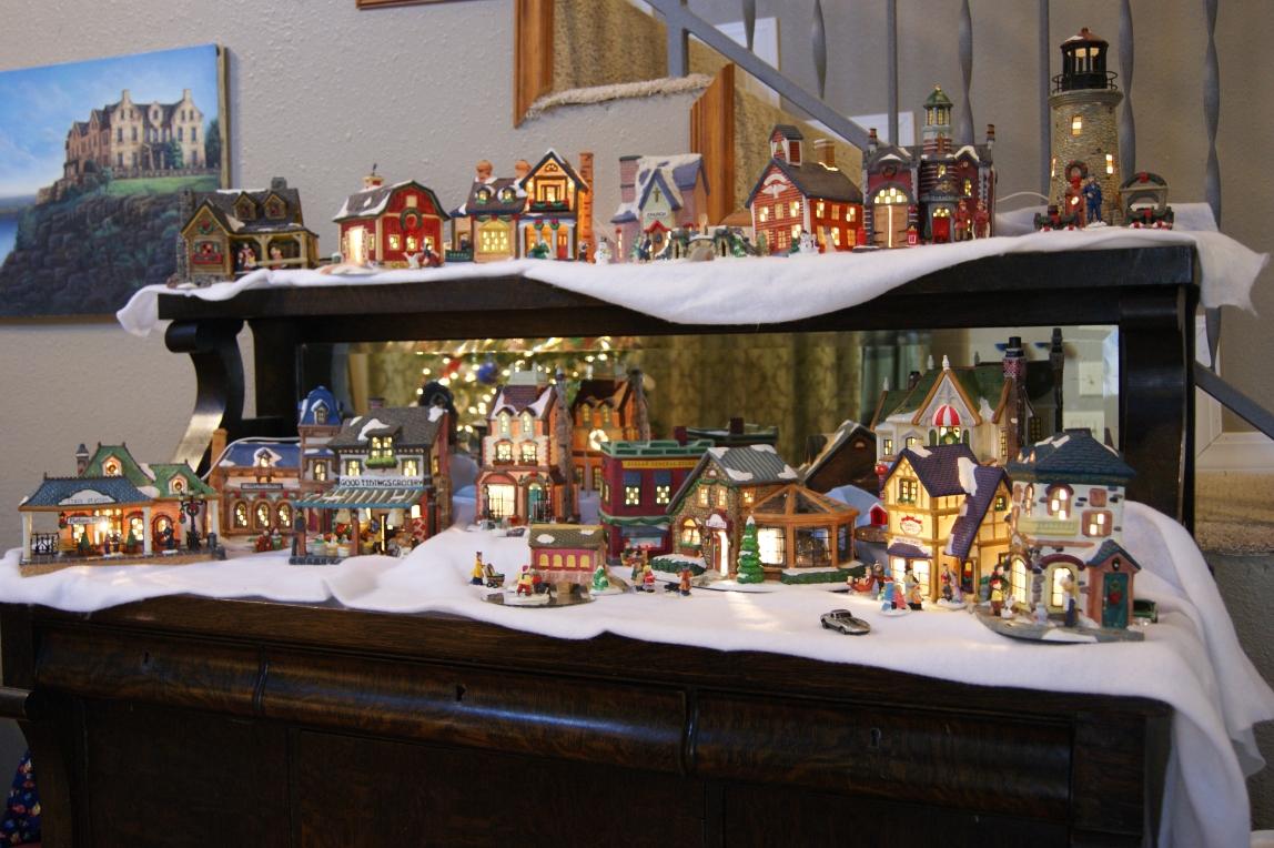 Christmas Village 2010