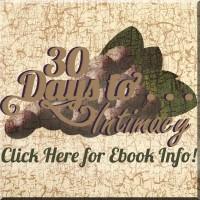 30 to intimacy logo
