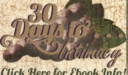 30 to intimacy logo
