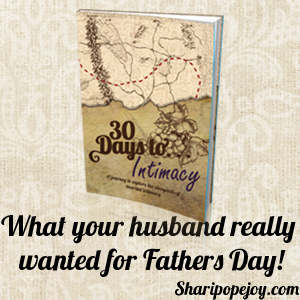 What Your Hubby Really Wanted for Father's Day